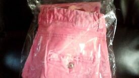Pink Superdry Jeans