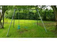 TP Triple Swing Set