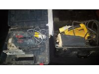 Corded tools for sale