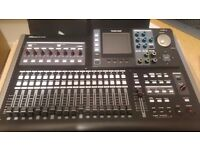 Tascam DP-24SD Multitrack Recorder