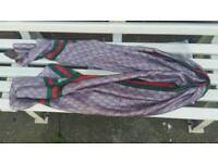 Gg Silk scarf