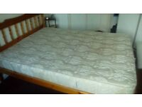 Mattress for king size bed
