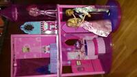 THE COMPLETE BARBIE CHRISTMAS PRESENT