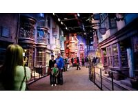 HARRY POTTER STUDIO TOUR LONDON TICKET + TRANSPORT 29th September