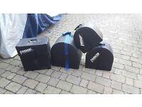 Premier Hard Drum Cases