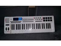 Keyboard control M-Audio Axiom Pro 49