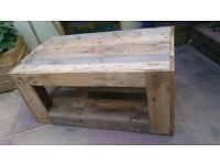 Vintage Pallet coffee table