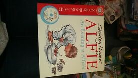 Alfie - Shirley Hughes - An Evening at Alfies paperback kids book