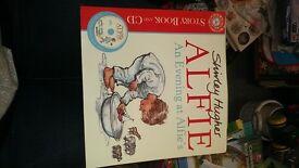 Alfie - Shirley Hughes - An Evening at Alfies paperback kids book
