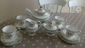 Royal Doulton Canton Tea Service