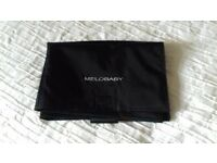 MELOBABY All-In-One Nappy Wallet & change mat