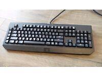 Razer Blackwidow 2013 Cherry MX Blue mechanical keyboard