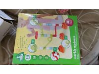 marble game, books, doctor set, animals elc, orchard toy etc starting £4