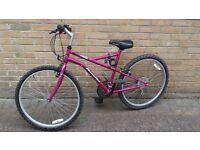 Apollo Zodiac Ladies Mountain Bike - Pink