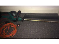 Bosch AHS 70-34 Hedge Cutter with 10m Cable Mains Power