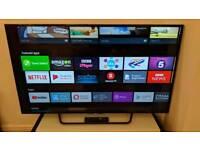 "Reserved: Sony 55"" inch 4K ultra HD smart TV"