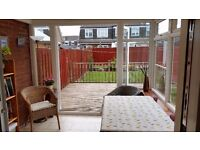 B&B During Open Troon. Two double rooms available. Continental breakfast included.