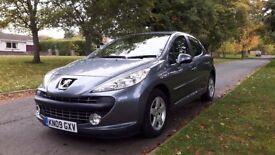 Peugeot 207 VTi 1.4 SPORT 5dr (95 BHP) - Full Service History & Low Mileage