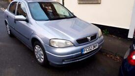 Vauxhall Astra 1.6 auto