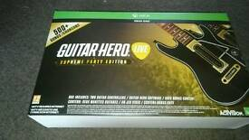 GUITAR HERO LIVE PARTY EDITION 2 GUITARS XBOX ONE