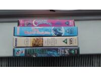 VHS videos for sale - for kids