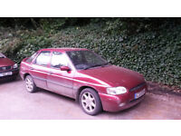 Ford Escort Finesse - spares or repair