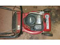 Petrol strimmer and lawn mower
