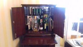 Home bar / drinks cabinet