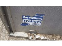 Ifor Williams camapy