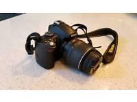 Nikon D5000 Camera + 18 - 55 VR lens