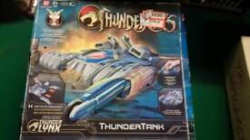 Vintage thundercats thunder tank with box