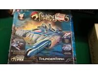 Vintage thundercats thunder tank with box