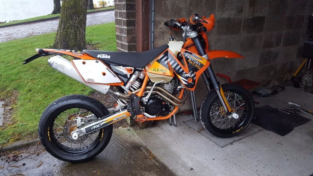 ktm 520 exc supermoto open to offers or swaps in houston. Black Bedroom Furniture Sets. Home Design Ideas