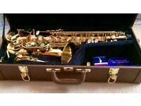 Sonata alto saxophone RRP £300