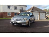 HONDA CIVIC 1.4i S 90bhp 5dr * Recently Serviced - In the family since 2005, Lady Owner *