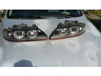 e39 angel eyes very good condition