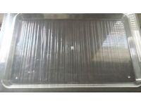 Transparent kitchen Tray