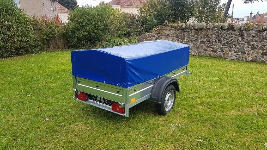 New trailer box 6.7 x 3,67 with cover only £ 530 inc vat