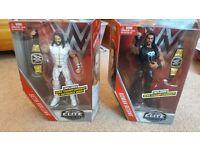 WWE Elite figures new in box. £10 EACH. Seth Rollins & Roman Reigns