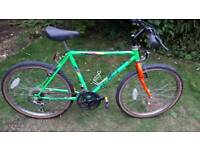 Puma mountain bike one of many quality bicycles for sale