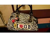 I Love GB handbag