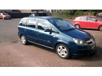 VAUXHALL ZAFIRA 2007 CLUB FOR SALE OR SWAP