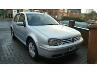 Vw golf 1.9 gt tdi pd 6 speed excellent condition service history