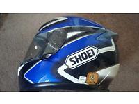 SHOEI XR-1000 MOTORBIKE HELMET