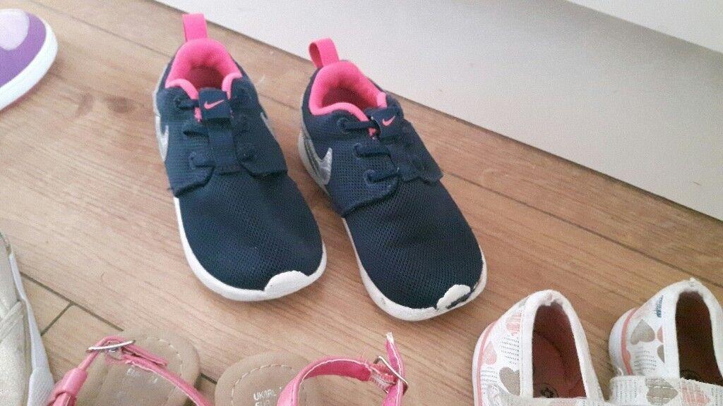 Bundle shoes 7 girls 6 7 set 6 shoes 7 pairs NIKE ADIDAS   703b501 - accademiadellescienzedellumbria.xyz