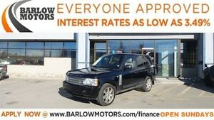 2007 Land Rover Range Rover HSE (APPLY NOW DRIVE NOW)