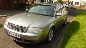 Audi A6 Avant 1.9tdi SE Automatic 2004 Spares/Repair 172 bhp !