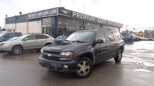 2005 Chevrolet TrailBlazer LT 4WD, 7 Pass, Leather, Navi, Loaded