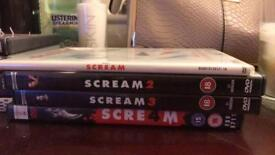 3 Sets Of Movies.