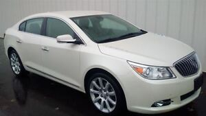 2013 Buick LaCrosse LXS Ultra Luxury Navigation - One Owner